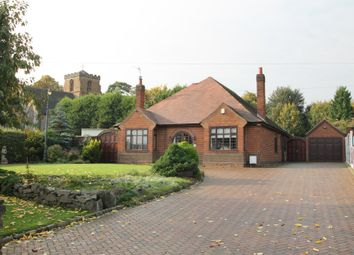 Thumbnail 4 bed detached bungalow for sale in Mancetter Road, Mancetter, Atherstone
