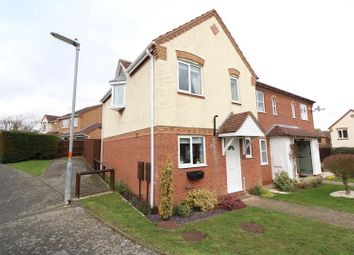 Thumbnail 3 bed end terrace house for sale in Foxglove Close, Rushden
