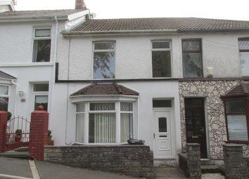 Thumbnail 3 bed terraced house for sale in Park Row Gardens, Merthyr Tydfil