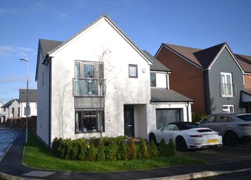 Thumbnail 5 bed detached house for sale in Percy Boulton Grove, Trentham, Stoke-On-Trent
