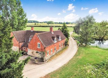 Thumbnail 5 bed detached house for sale in Millpool Cottage, Hougham Mill Lane, Marston, Grantham
