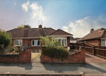 Thumbnail 2 bed semi-detached bungalow for sale in Oldershaw Road, East Leake, Loughborough