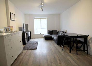 Thumbnail 1 bed flat to rent in Hepburn Court, Station Road, Borehamwood