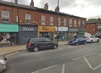 Thumbnail Retail premises to let in 721 Wilmslow Road, Didsbury