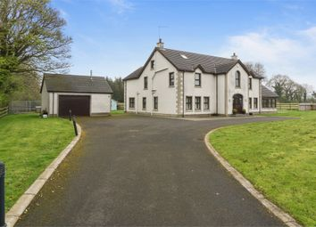 Thumbnail 6 bed detached house for sale in Tullywest Road, Nutts Corner, Crumlin, County Antrim
