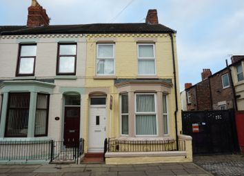 Thumbnail 3 bed end terrace house for sale in Mallow Road, Liverpool