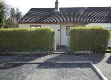 Thumbnail 2 bed semi-detached bungalow for sale in Llwyn-Onn, Penderyn, Aberdare, Mid Glamorgan