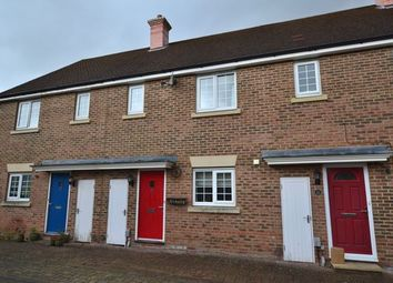 Thumbnail 3 bed terraced house to rent in The West Hundreds, Elvetham Heath, Fleet