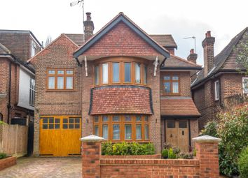 Thumbnail 6 bed detached house for sale in Bancroft Avenue, East Finchley, London
