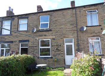 Thumbnail 2 bed terraced house for sale in Wetherill Terrace, Dewsbury, West Yorkshire