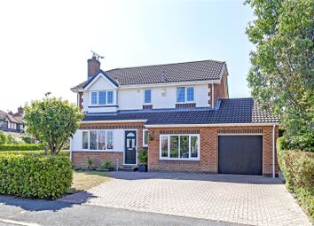 4 bed detached house for sale in Lodge Farm Close, Walton, Chesterfield S42