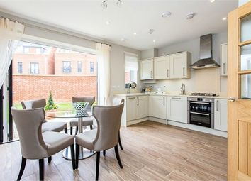 Thumbnail 3 bedroom end terrace house for sale in Green Close, Brookmans Park, Herts