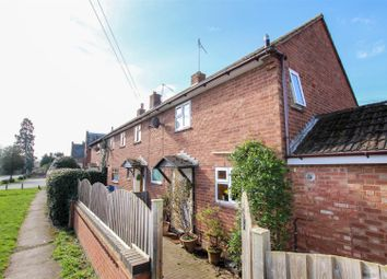 Thumbnail 2 bed end terrace house for sale in Main Road, Kempsey, Worcester