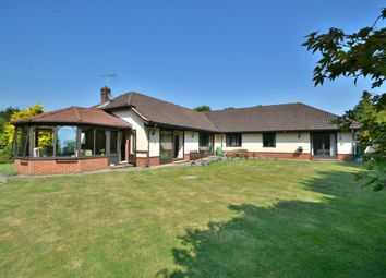 4 bed detached bungalow for sale in Nyetimber Copse, West Chiltington, Pulborough RH20