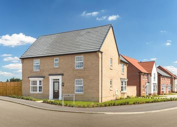"Thumbnail 4 bed detached house for sale in ""Layton"" at Priorswood, Taunton"