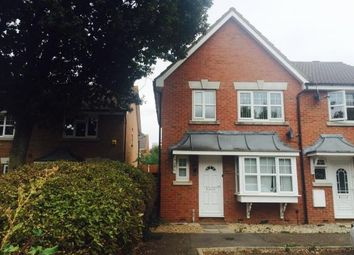 Thumbnail 3 bed end terrace house for sale in Brunswick Place, Rayleigh