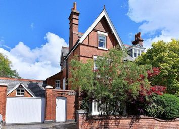 Thumbnail 5 bed detached house for sale in Wentworth Road, Harborne, Birmingham