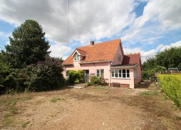 Thumbnail 3 bed detached house for sale in Norton, Bury St Edmunds, Suffolk