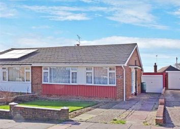 Thumbnail 2 bed semi-detached bungalow for sale in Brendon Road, Salvington, Worthing
