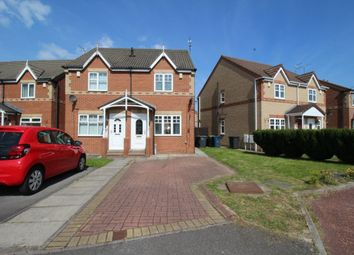 Thumbnail 2 bed semi-detached house for sale in Tyne View, Hebburn