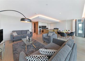 Thumbnail 2 bed flat to rent in Merano, 30 Albert Embankment, London