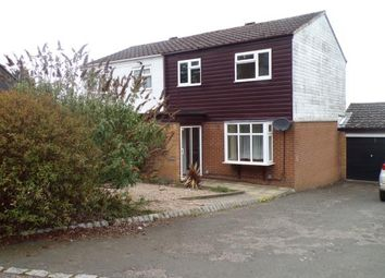 Thumbnail 3 bed semi-detached house for sale in Wast Hill Grove, Kings Norton, Birmingham, West Midlands