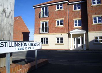 Thumbnail 2 bed flat to rent in Rearsby House, 50 Stillington Crescent, Leicester