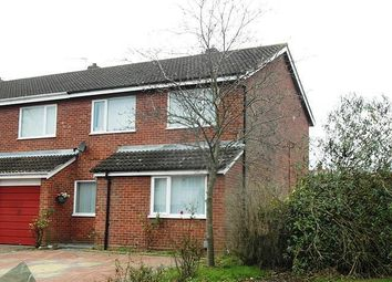 Thumbnail 3 bed property to rent in Post Mill Close, Norwich