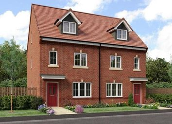 Thumbnail 4 bed detached house for sale in Heathlands, Hind Heath Road, Sandbach, Cheshire