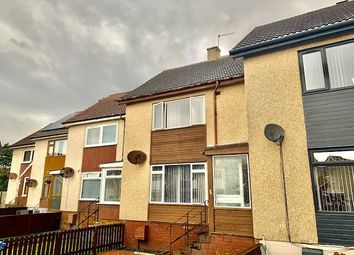 Thumbnail 2 bed terraced house for sale in Canal Crescent, Stevenston