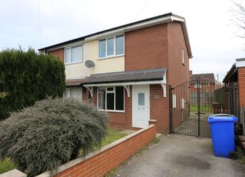Thumbnail 2 bed semi-detached house for sale in Worth Close, Meir Hay