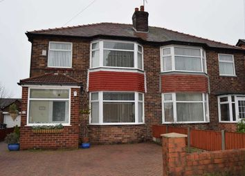 Thumbnail 3 bed semi-detached house to rent in Yew Tree Road, Ormskirk