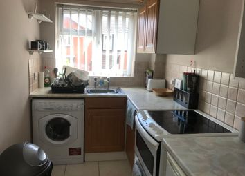 Thumbnail 1 bed flat to rent in Rochester Close, Nuneaton