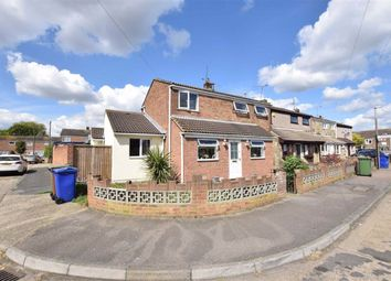 Thumbnail 4 bed end terrace house for sale in Coleridge Road, Tilbury, Essex