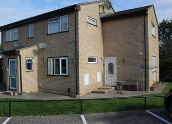 Thumbnail 1 bed flat to rent in Kingswood Court, Basildon