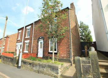 Thumbnail 3 bed semi-detached house for sale in John Street, Biddulph, Stoke-On-Trent