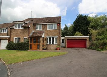 Thumbnail 4 bed detached house for sale in Wickham Close, Chipping Sodbury, Bristol