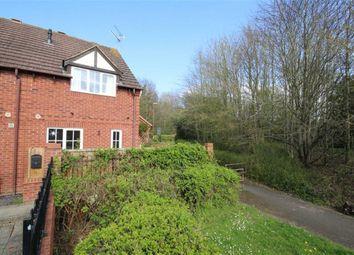 Thumbnail 3 bed end terrace house for sale in Stenbury Close, Ash Brake, Swindon