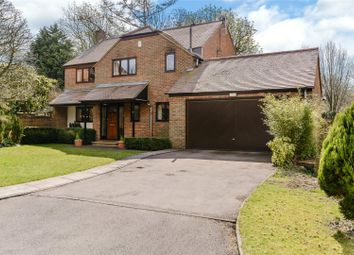 Thumbnail 4 bed detached house for sale in Harberton Mead, Headington, Oxford
