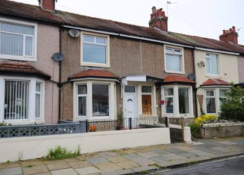 Thumbnail 3 bed terraced house for sale in Lake Avenue, Morecambe
