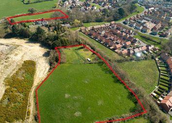 Thumbnail Land for sale in Site For 22 Houses, Newton Abbot, Devon