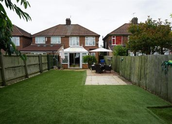 Thumbnail 3 bed semi-detached house for sale in Dereham Avenue, Ipswich