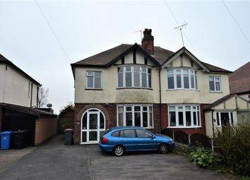 Thumbnail 4 bed semi-detached house for sale in Western Road, Mickleover, Derby