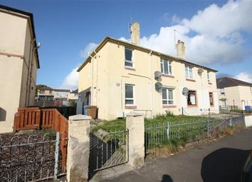 Thumbnail 2 bed flat for sale in Drumellan Street, Maybole