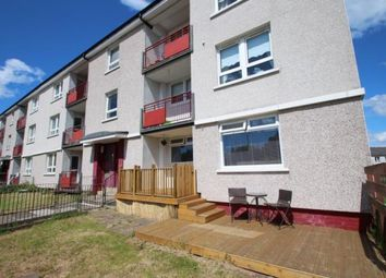 Thumbnail 2 bed flat for sale in Carnwadric Road, Thornliebank, Glasgow