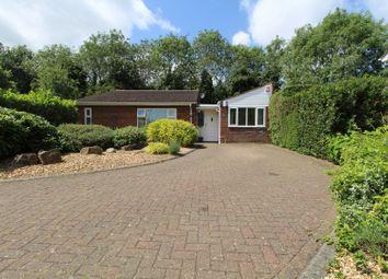 Thumbnail 4 bed detached bungalow for sale in Otter Close, Milton Keynes