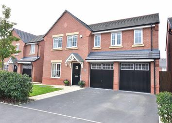 Thumbnail 5 bed detached house for sale in Dallington Avenue, Leyland