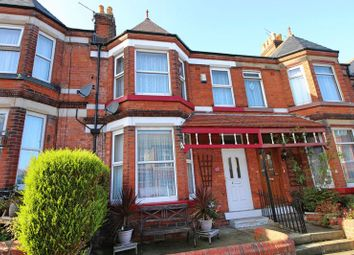 Thumbnail 4 bed terraced house for sale in Ashville Avenue, Scarborough