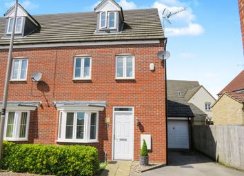 4 bed semi-detached house for sale in Lockhart Avenue, Oxley Park, Milton Keynes MK4
