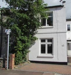 Thumbnail 3 bedroom terraced house to rent in Stanley Road, Sidcup, Kent